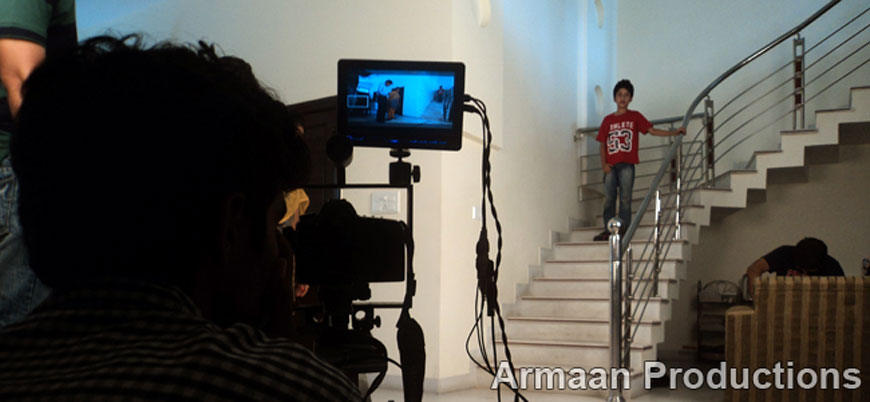 commercial video shoot in chandigarh