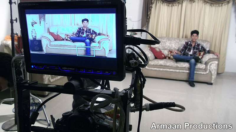 Commercial video shooting in chandigarh