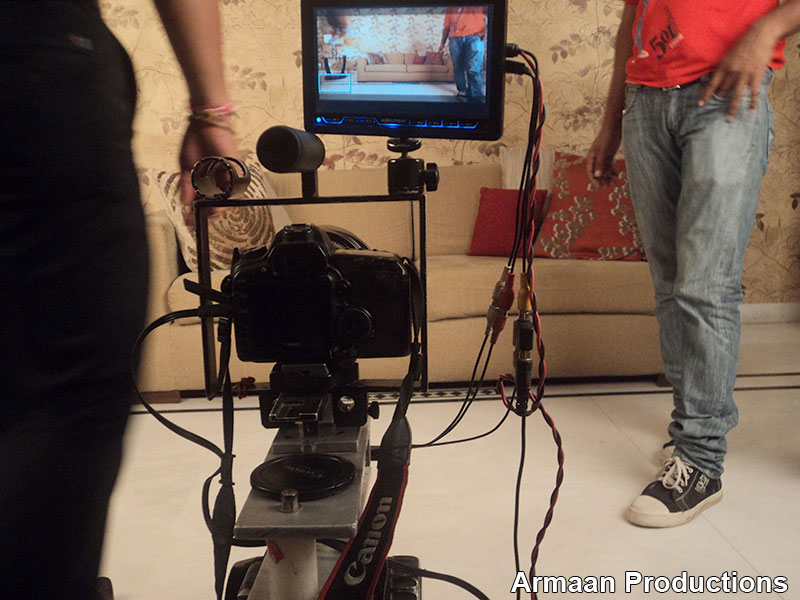 Indoor video shooting in chandigarh
