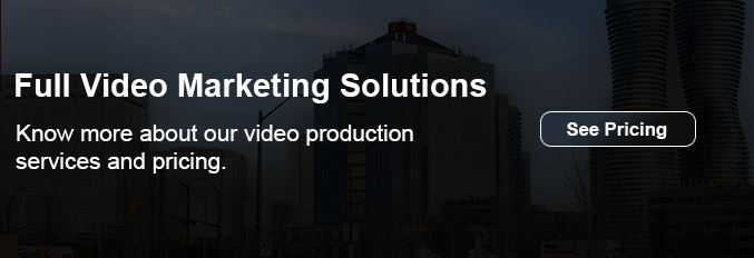 Armaan Productions Mississauga - Pricing Banner